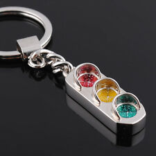 New Fashion Classical Mini Traffic Lights Purse Bag Key Ring Interesting Gift