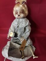 Sinisterly Sissy's 'Anna Lise' Undead, Spooky, Creepy, Haunted, Gothic, 20""