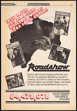 AN AMERICAN WEREWOLF IN LONDON__Orig. 1982 Trade AD promo / poster__JOHN LANDIS