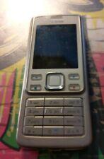 Nokia 6300 RM-217 - Silver Black (T-Mobile) Handy