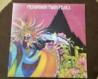 "Vintage 1974 Mountain ""Twin Peaks"" Double LP - Columbia Records (PG-32818) NM"