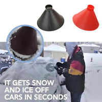 MAGICAL CAR WINDSCREEN COVER Cone Ice Frost Sheild Snow Protector Sun Shade