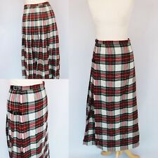 5f16aaa1ff41 Plaid Mid-Calf (32.5-36 in) Skirt Pleated Skirts for Women for sale ...