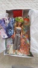 Adorable Handmade Barbie Dress UP Kit incl Barbie Clothes Accessories Gift Set 1