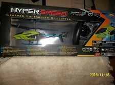 NKOK Racing Hyper-Speed Green Helicopter R/C