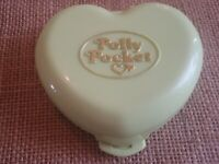 Vintage Polly Pocket Bluebird 1989 Pony Club Compact ONLY