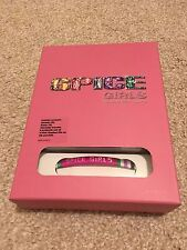 Spice Girls - Greatest Hits  3 x CD, DVD, postcards, friendship bracelet
