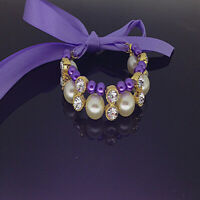 Dog Collar Pearl Puppy Necklace Cat Collar Crystal Pet Accessories Pets Supplies