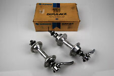 Shimano Dura-Ace 1st Generation Hubs Hub Set 32-hole Small Flange - NOS