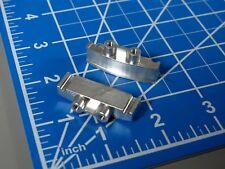 Aluminum Part E1 Axle Mounts Stay Tamiya 1/10 RC Juggernaut 1 2 Ford F350 2 pcs