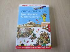 Erich Kästner - DAS FLIEGENDE KLASSENZIMMER - TB - Haribo-Sonderausgabe