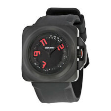 Converse Overtime Black Ion Stainless Steel Case Mens Watch VR-018-001