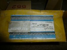 Simca 1500 1501 1501S Engine Pistons Car Saloon Estate France French