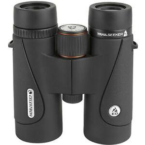 Celestron ED TrailSeeker 10 x 42 Binocular in Black #71407 (UK Stock) BNIB ED ED
