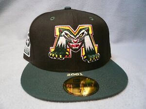 New Era 59fifty Michigan Battle Cats 100th Anniversary Patch NEW Fitted cap hat