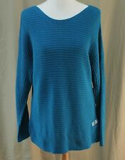 a.n.a., Large, Spanish Blue Sweater, New with Tags