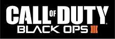 Call of Duty Black Ops 3 bumper sticker COD free ship!!