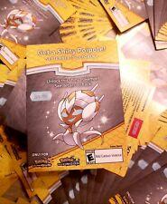 AVAILABLE  NOW! SHINY Poipole GameStop Pokemon Promo Code Ultra Sun Ultra Moon