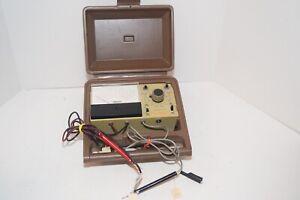Vintage Heathkit Mode IM-17 Utility Solid-State Voltmeter