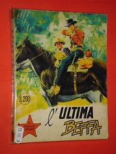 PICCOLO RANGER- N° 68- ORIGINALE 1° EDIZIONE -DEL 1969- ALBI DEL  COW BOY- RARO