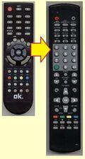 Ersatz OK. Fernbedienung für LCD/LED-TV OLE220B-DVD D4
