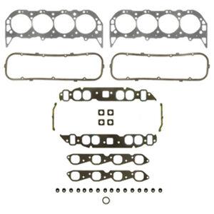 NIB Mercruiser Crusader OMC Pleasurecraft GM 7.4L V8 Carb Gasket Head Set 17240