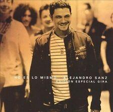 No Es lo Mismo [Edición Especial Gira CD/DVD] by Alejandro Sanz (CD,...