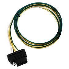 "7 - 48"" Trailer Light Wire 4-Way Flat Trailer Light 18g Wire - Car end - 811484"