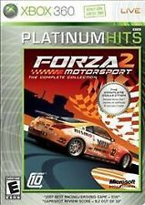Forza Motorsport 2 NEW factory sealed Microsoft Xbox 360