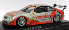 Minichamps 1/43 scale 400 023291 Mercedes Benz Coupe BRDC Award test day 2002