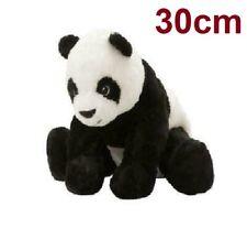 IKEA KRAMIG Toys Sitting Wildlife Panda Teddy Bear Soft toy Plush Cuddly UK