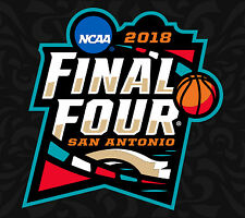 4 ALL SESSION TICKETS 2018 NCAA Men's Basketball FINAL FOUR 3/31 4/2 San Antonio
