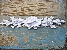 Shabby N Chic ROSE CENTER * Cottage Furniture Appliques