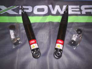 MGF MG F Rear Gas Shock Absorber Kit Pair Brand New mgmanialtd.com