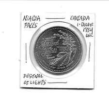 (I) 1984 BU 1 Canada Dollar Niagra Falls Festival of Lights