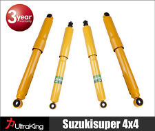 4 x Toyota Landcruiser HZJ75 Heavy Duty 35mm big bore Nitro Gas Shock Absorber