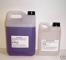 7kg de résine EPOXY de stratification et de glaçage, haute transparence, anti UV