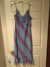 Polyester Evening, Occasion Unbranded Floral Dresses for Women