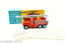 CORGI 1121 CHIPPERFIELD CRANE TRUCK