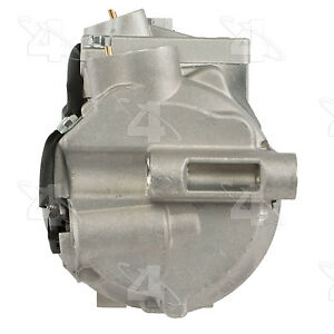 A/C  Compressor And Clutch- New Four Seasons 98356