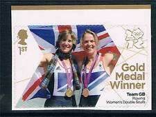 GB 2012 OLYMPIC GOLD MEDAL ROWING GRAINGER/WATKINS 1v S/ADH
