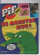 PIF GADGET n°622 - février 1981 - Etat neuf sans le gadget. JP RIVES