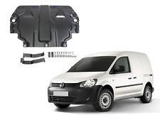 Motor + Getriebeschutz aus Stahl Unterfahrschutz für VW Caddy ab 2015
