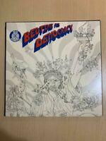 Dead Kennedys – Bedtime For Democracy Vinyl LP Rare 1986 US 1st Press *VG/VG+*