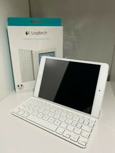 Tastiera Bluetooth e Cover Logitech per Apple iOS iPad Air Mini iPhone