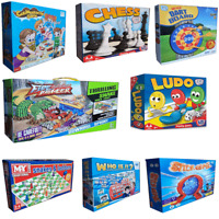 Kids Board Games Traditional Classic Family Indoor Fun Toy PartyGame Xmas Gift