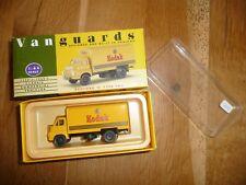 VANGUARDS Réf.VA 8001 Bedford 'S' Type van KODAK Jaune neuf en boîte