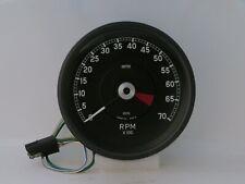 Tachometer Fits Jaguar XKE 5.3L V12 1971-1974 Smiths Brand  RVC4011/00