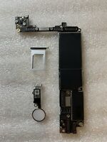 OEM Apple iPhone 7 256gb GSM Unlocked Silver Logic Motherboard w/ Touch ID