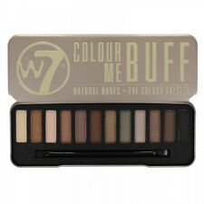W7 Eyeshadow Palette-Color Me Buff Natural Nudes # BRAND NEW